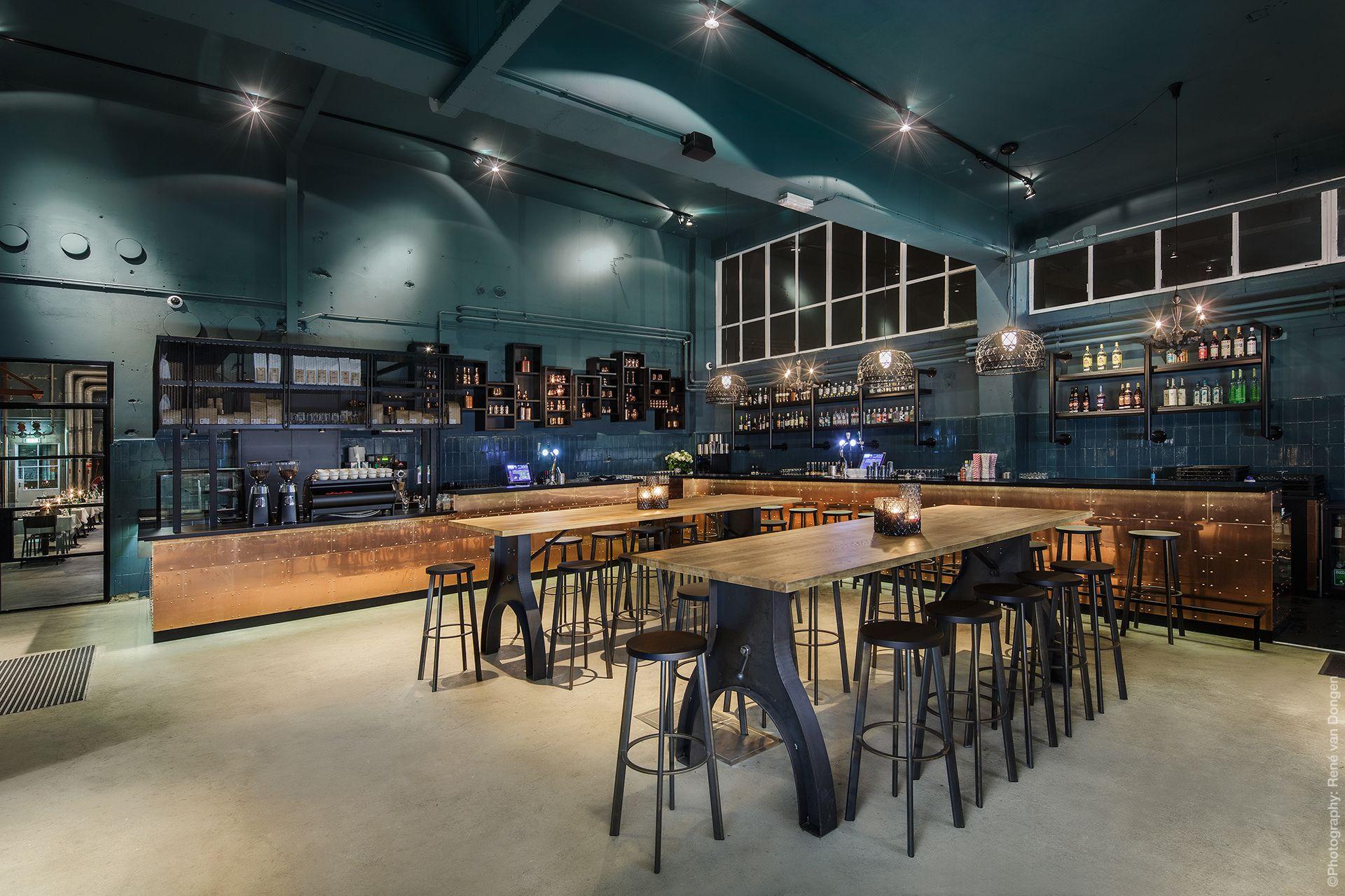 Mama Kelly Den Haag Pub Design Restaurant Interieur