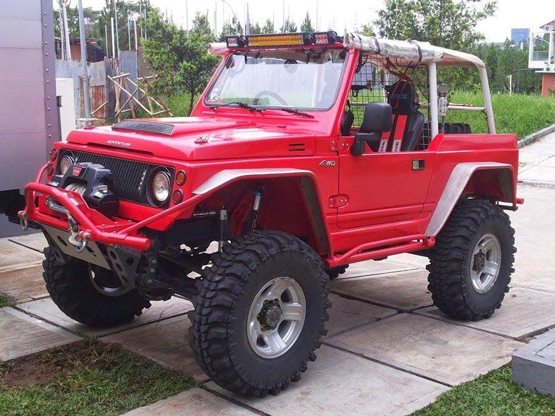 95 Modifikasi Mobil Jimny Terbaru