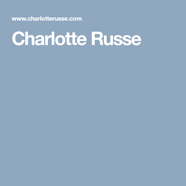 Charlotte russe plus size charts pinterest cooking recipes