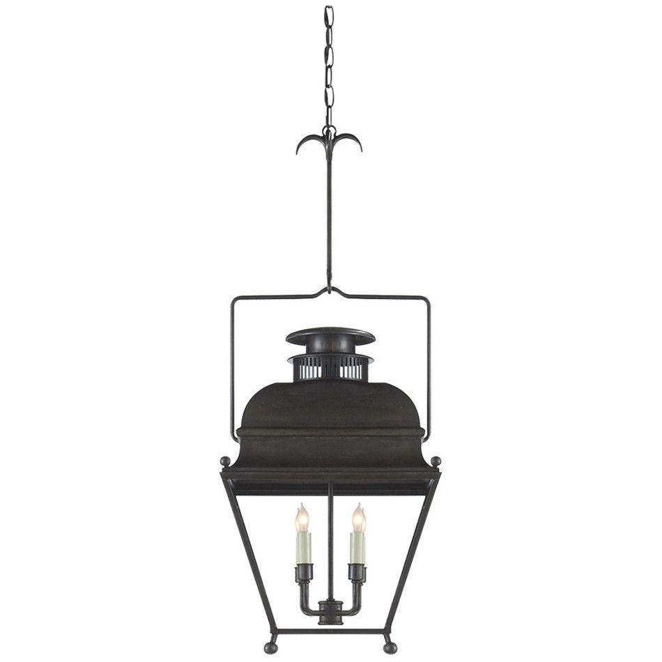 white foyer pendant lighting candle. Visual Comfort Lighting E.F. Chapman Holborn 4 Light Foyer Pendant White Candle G