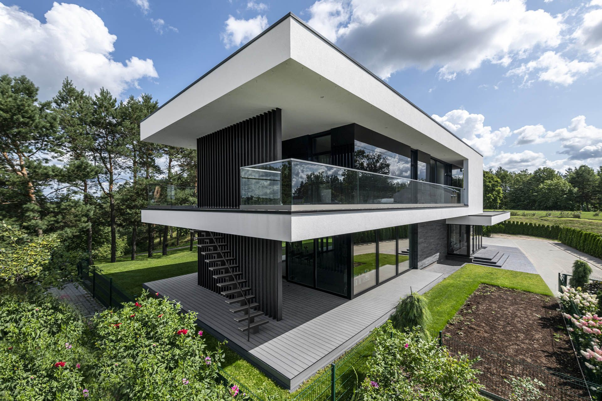 Panoramic View House Archlab Architecture Panoramic Panoramic Views