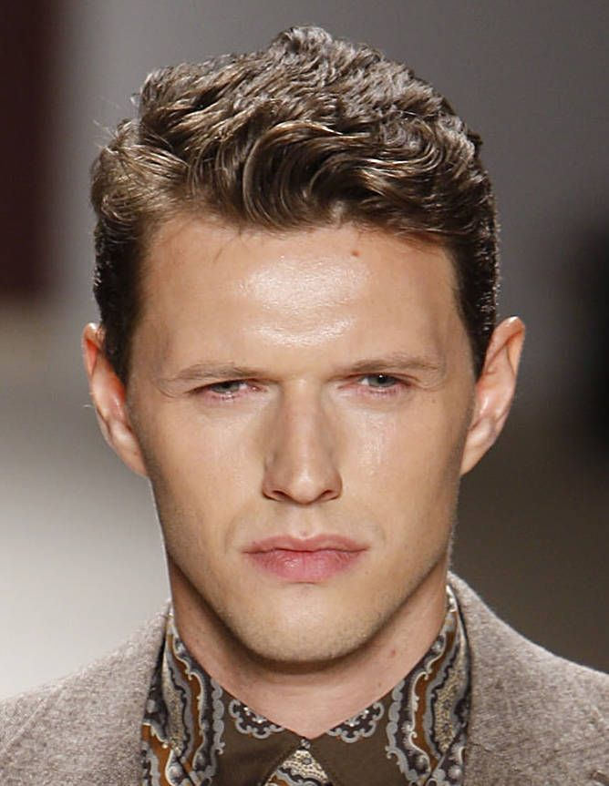 2016 Men S Short Haircuts For Wavy Hair Men S Hairstyles And