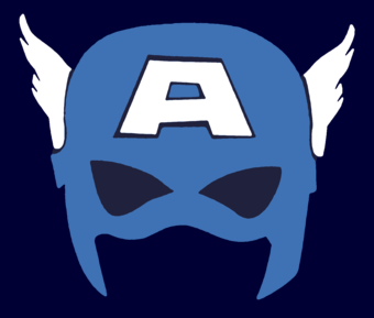 photograph about Captain America Mask Printable identified as captain the us mask - Google Seem Halloween Captain