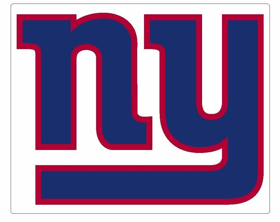 official photos 9b410 20331 $1.45 - York Giants Sticker Decal S36 Football #ebay #Home ...