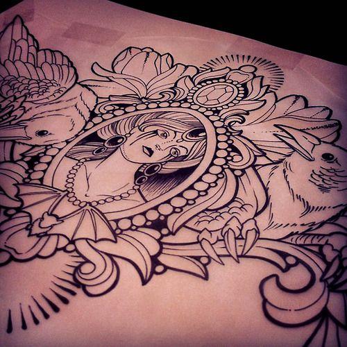 Tattoo Sketches, Inspirational Tattoos