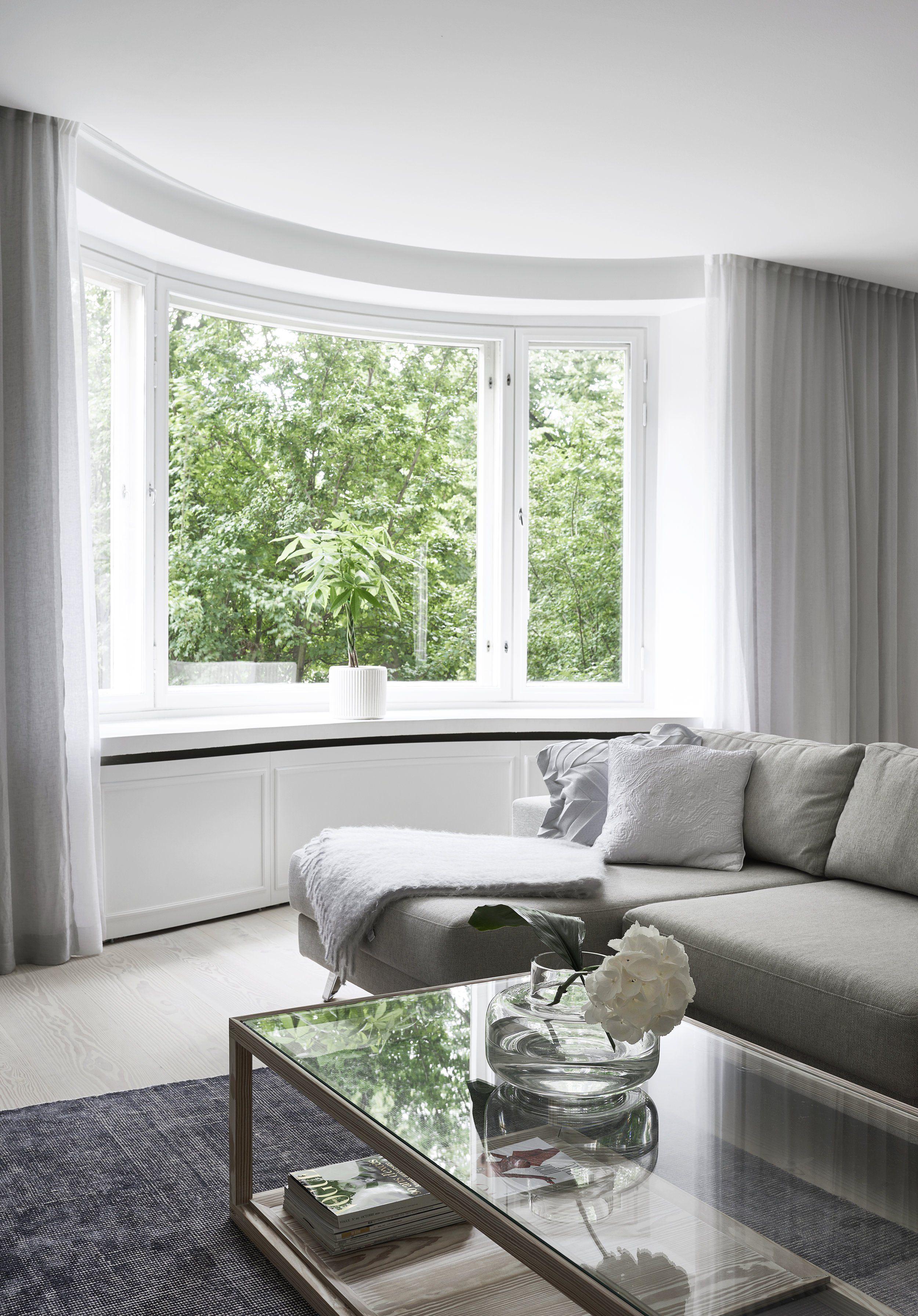 Superior A Bright White Finnish Home   Via Coco Lapine Design Blog