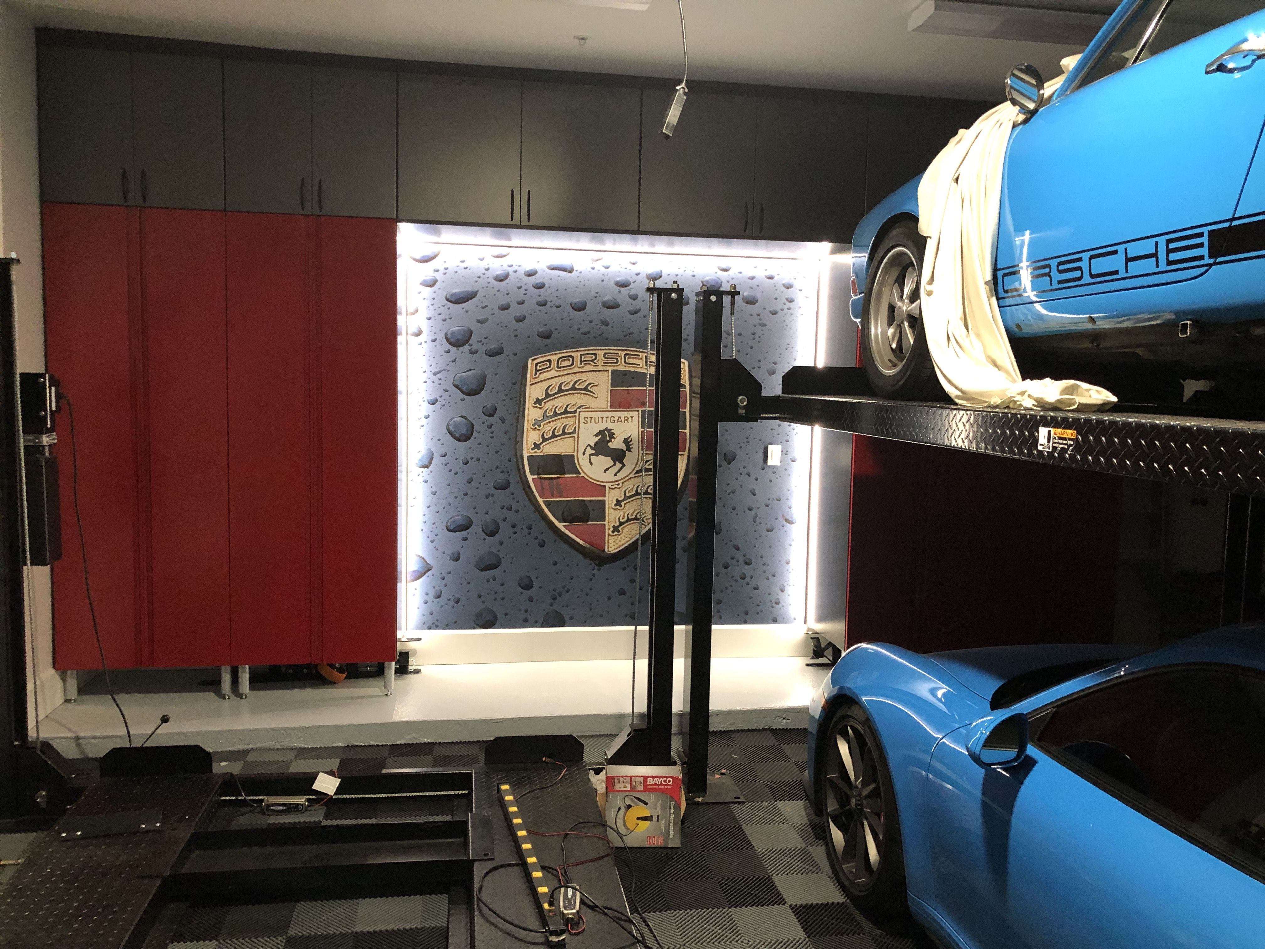 Myw Customer Mitch W Made His Dream Garage Come To Life With This