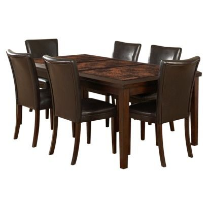 7 Pc Morton Dining Table Set Target Com Dining Room Table