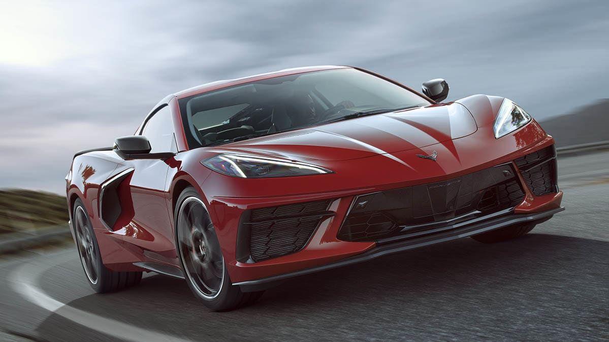 Midengine 2020 Chevrolet Corvette Stingray Impresses At The Consumer Reports Track Chevrolet Corvette Chevy Corvette Corvette Stingray