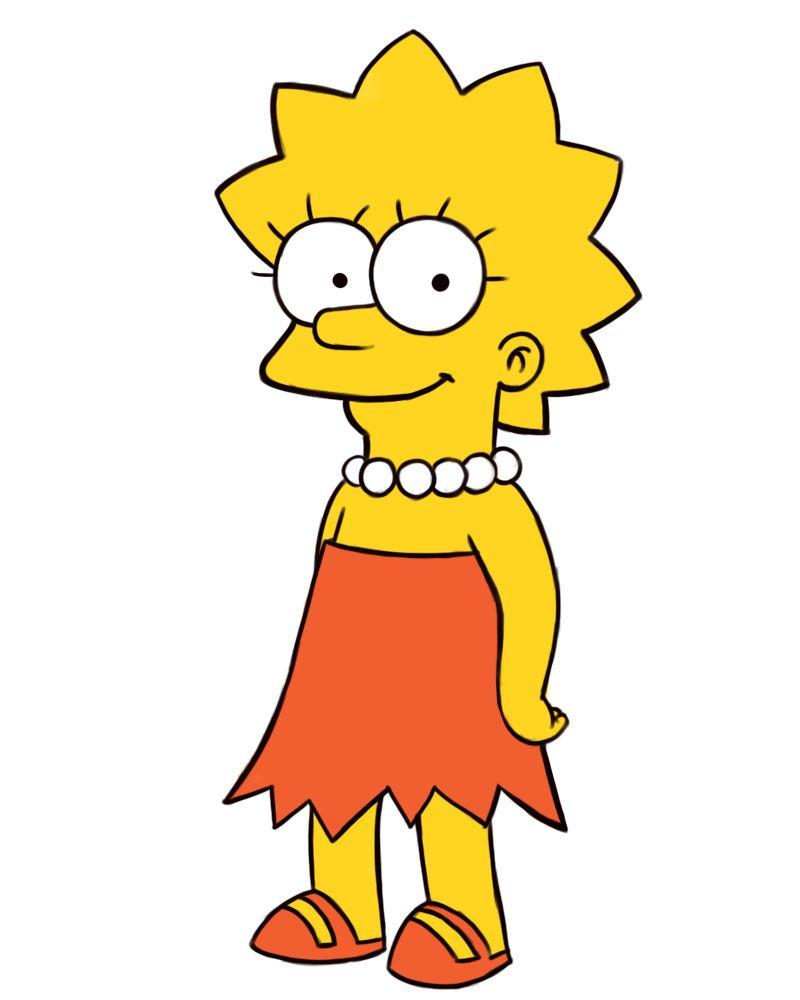 "Lisa Simpson ""The Simpsons"" (Yeardley Smith) (TV ..."