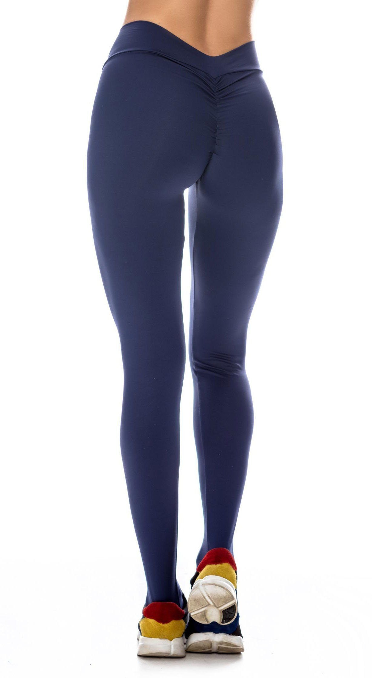 a010b145fe918 Canoan - Brazilian Workout Legging - Scrunch Booty Lift! Compression ...
