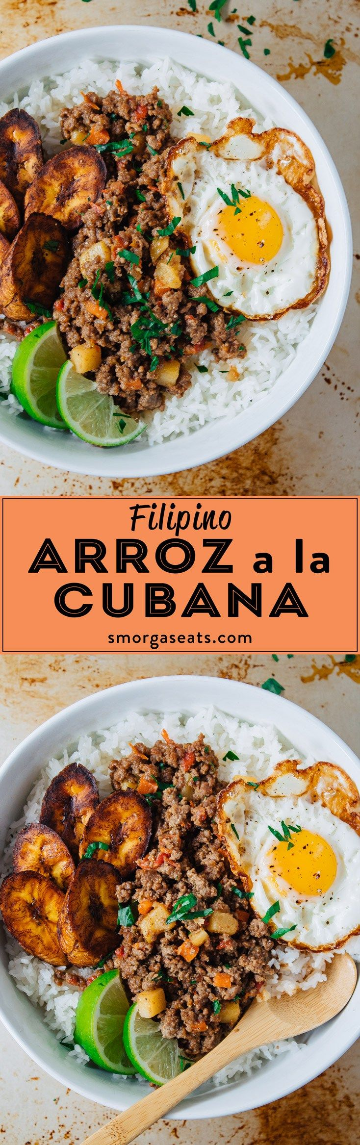 Photo of Filipino Arroz a la Cubana – Smorgaseats