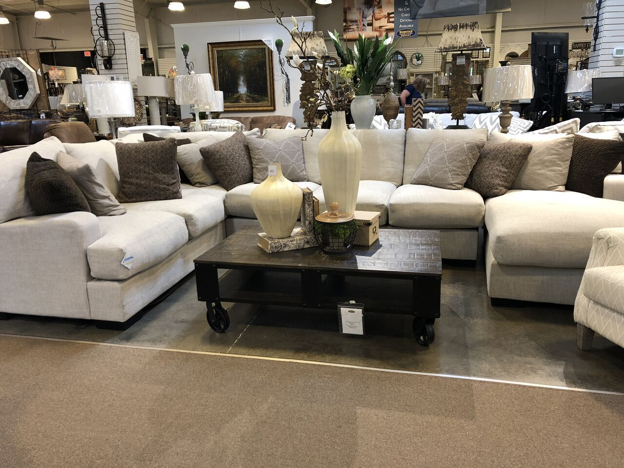 Commander 3 Piece Left Arm Facing Sofa Sectional Sectional