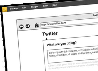 mockflow online wireframe tool - Website Wireframe Tool Online