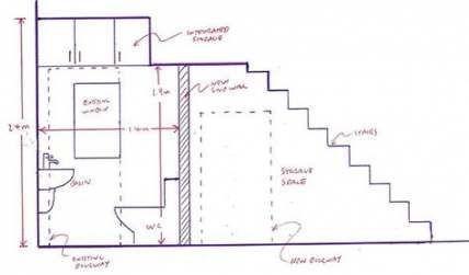 bath room small storage under stairs 25 best ideas #bath #