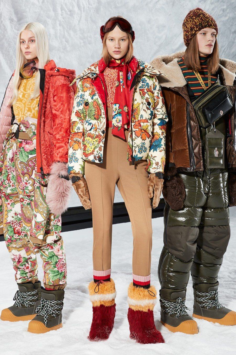 90c2007d34b9 Moncler 3 Grenoble Fall 2018 Ready-to-Wear collection, runway looks,  beauty, models, and reviews.