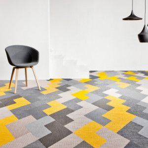 12 Creative Ways To Use Floor Tile Carpet Tiles Tile Patterns Floor Coverings
