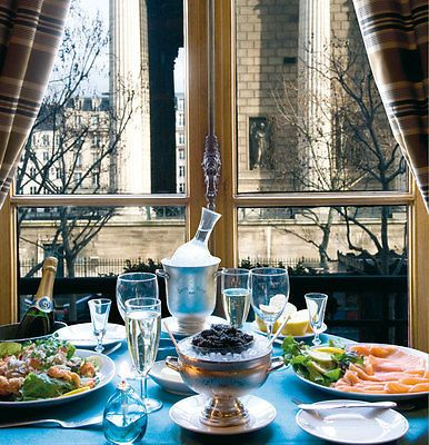 top five places to eat in paris france