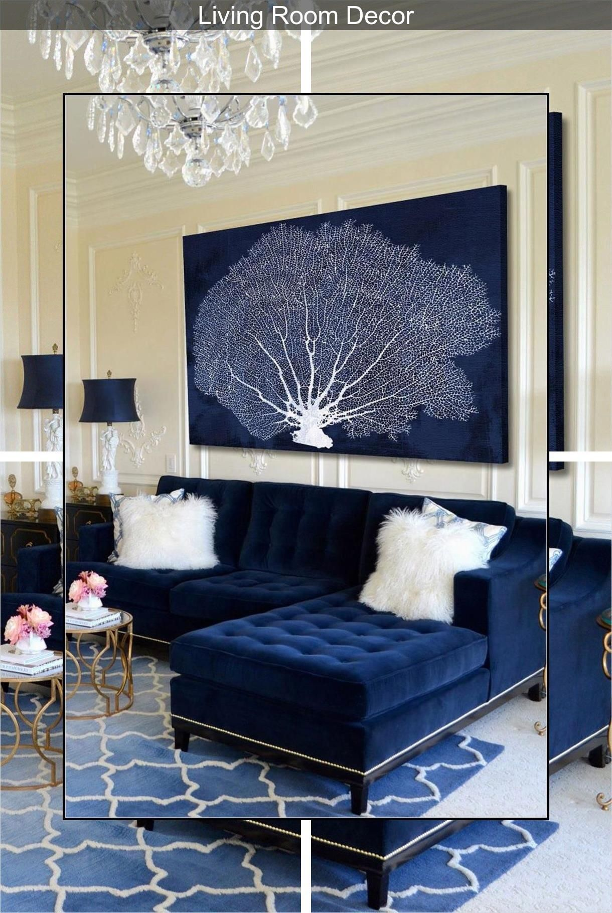 Formal Living Room New Living Room Decorating Ideas Latest Sitting Room Decoration Blue And White Living Room Blue Living Room Blue Couch Living