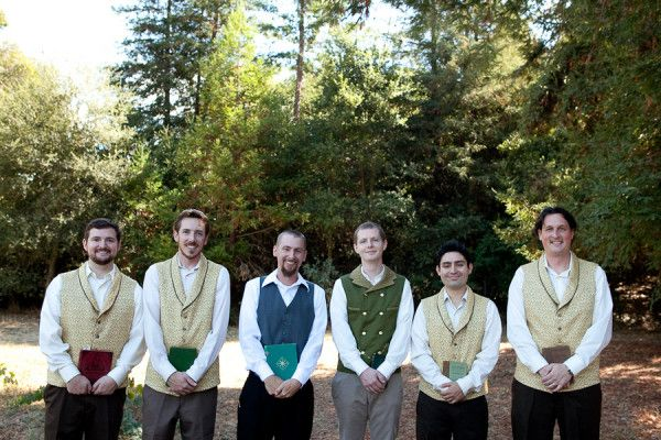One Wedding To Rule Them All A Lord Of The Rings Fantasy
