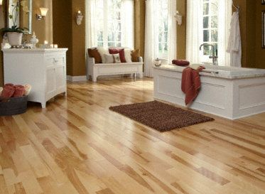 Bellawood natural 3 4 x3 1 4 birch betula spp 1260 clear finish solid interior selections - Bellawood laminate flooring ...