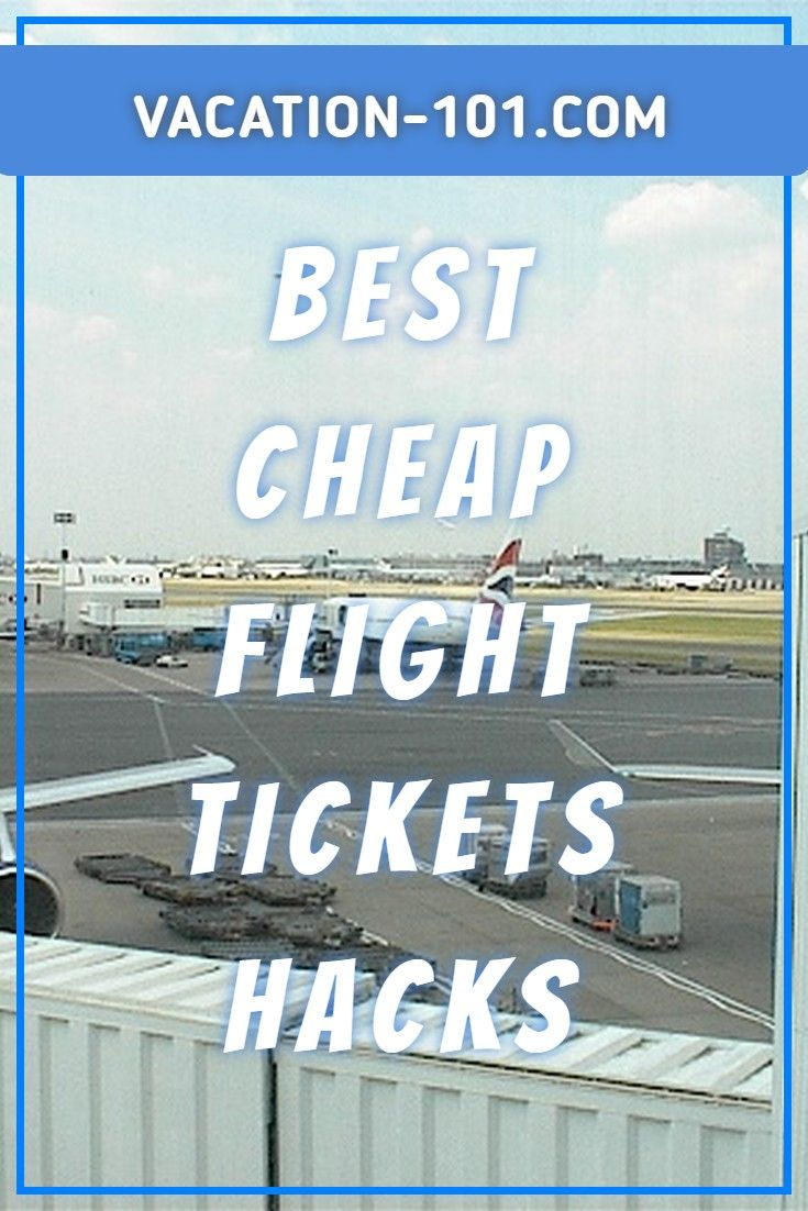 Proven air travel tips to find cheap plane tickets