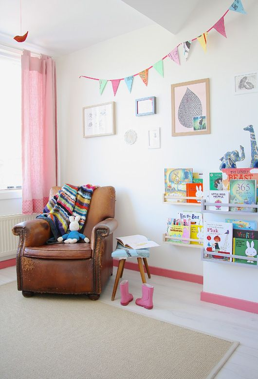 Home Tour Light Living Family Home Bunt, Kinderzimmer und Deko