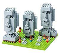 moai block_モアイ像