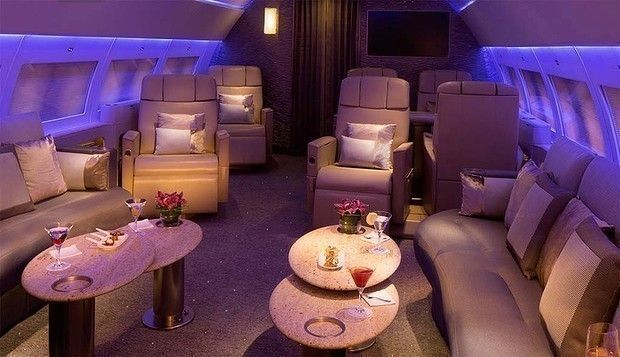 """Emirates has launched a private jet service promising """"unsurpassed luxury"""" for well-heeled travellers."""