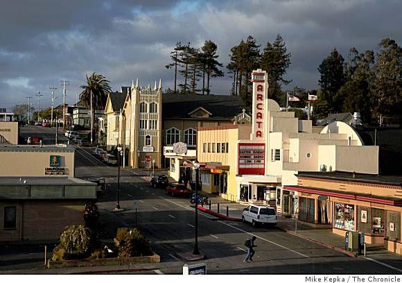 Arcata California A Quaint Little College Town With Alot