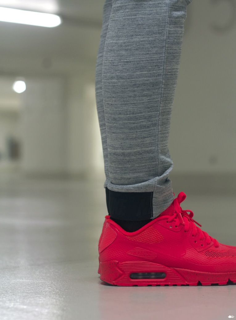 reputable site 2f020 2ad61 Nike Air Max 90 Hyperfuse  Red