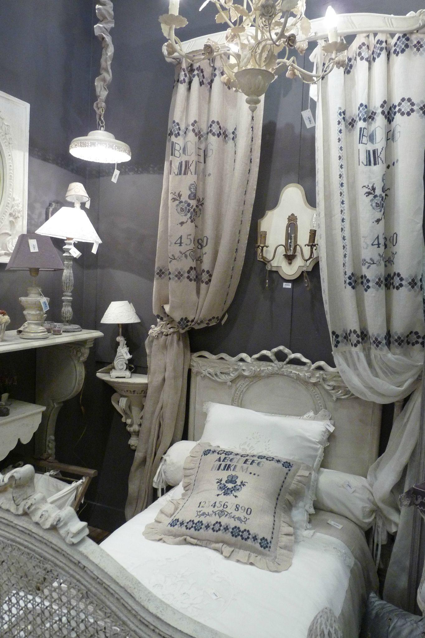 P19  Deco chambre, Deco de charme, Chambre romantique