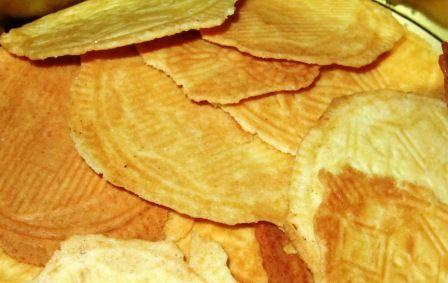 Cakes, Cookies and more: Brätzeli aus Mailänderliteig