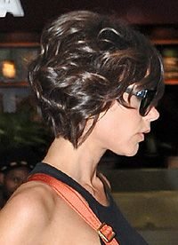 Victoria's new look proves short hair is no barrier to versatility - hellomagazine.com