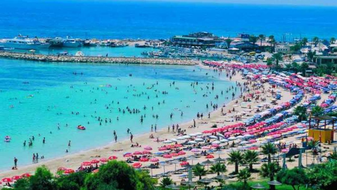 أين تقع جزيرة قبرص Island River Outdoor
