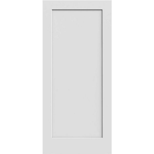 Jeld Wen Fire Rated Madison 1 Panel Interior Door Doors Interior Fire Rated Doors Exterior Doors