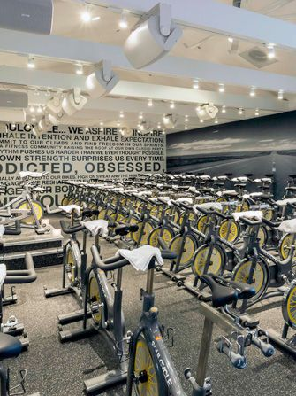 Soulcycle San Francisco Party Cycling Studio Soulcycle Spin Studio