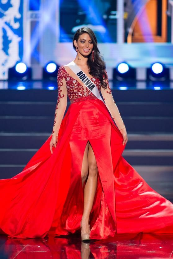 10 Most Gorgeous Evening Gowns at Miss Universe 2013 | Gown for ...