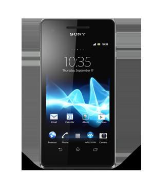 Da un vistazo al teléfono HD Xperia V de Sony: está hecho para darte la mejor experiencia con un teléfono inteligente LTE.