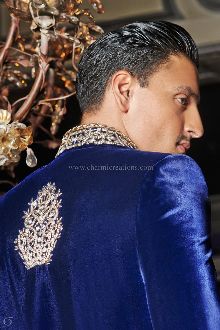 Groom Wear Suits Mens Sherwani Wedding Suits Reception Suits for ...