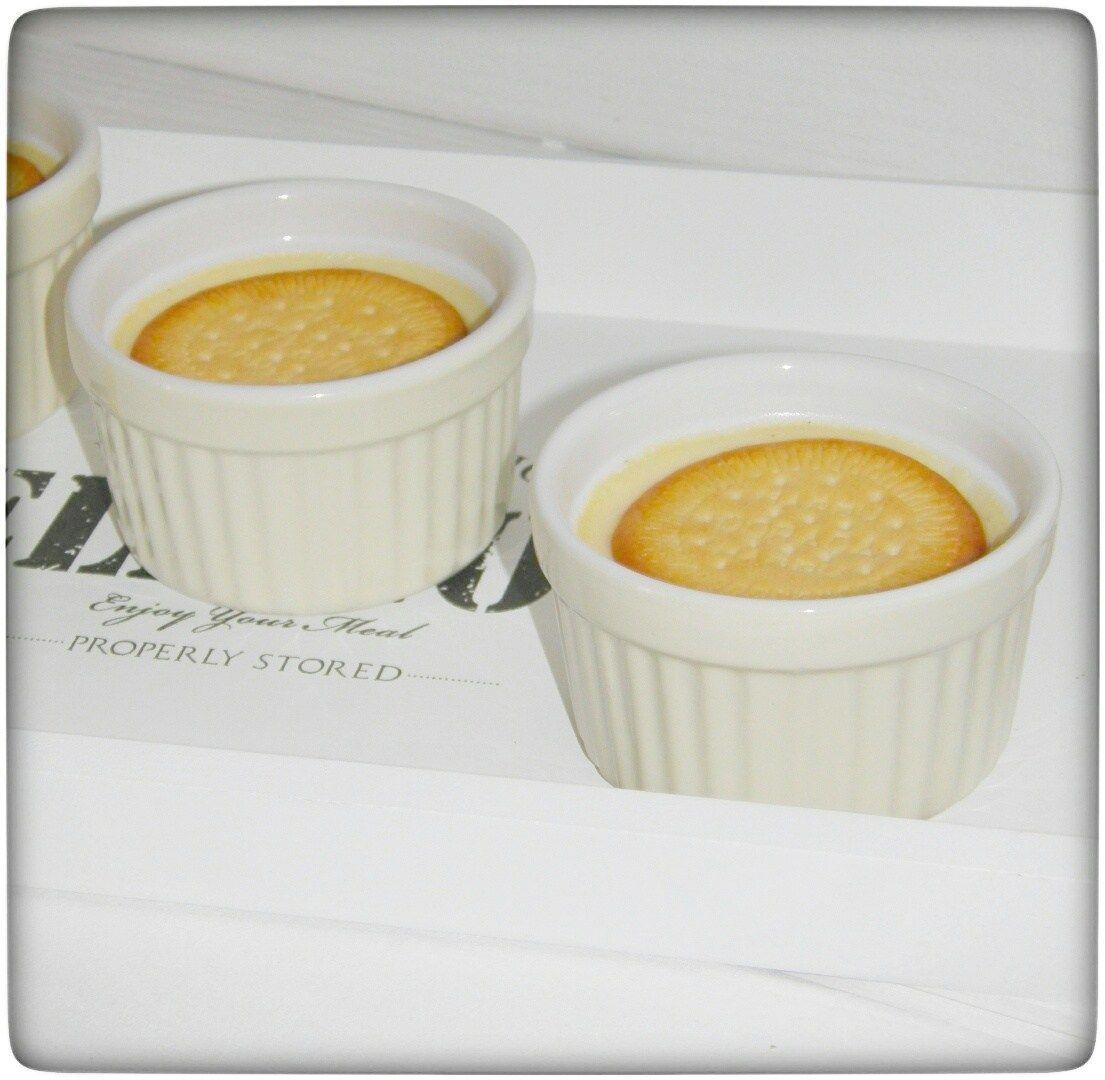 natillas spanischer pudding mit keks recipe rezepte pinterest tapas kuchen and thermomix. Black Bedroom Furniture Sets. Home Design Ideas