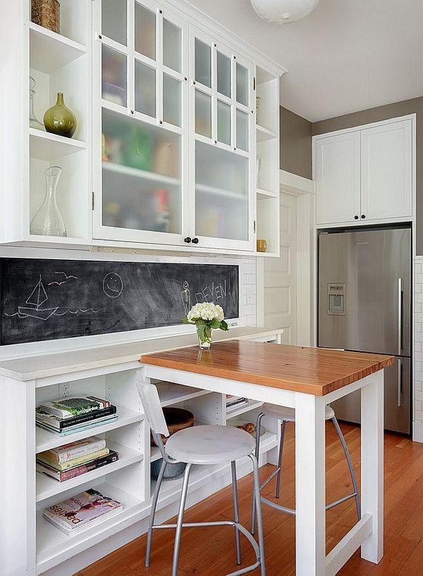 Idées pour aménager votre salle à manger dans un petit espace