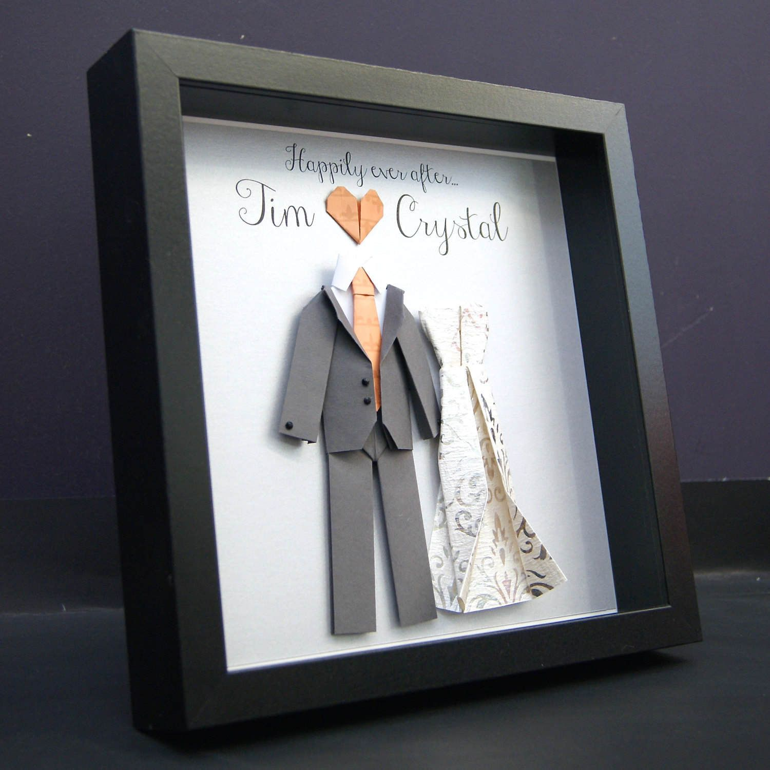 Personalized Wedding, Engagement, First Anniversary, Bridal Shower ...