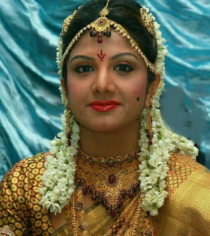 Pin by ALN Desikar on Brides in 2020   Bride, Saree, Sari