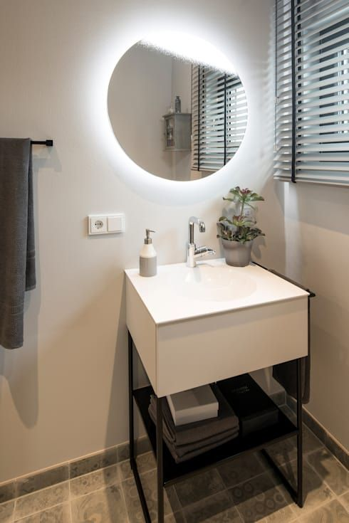 13 ideen für den gästebad  spiegel gäste wc schöne