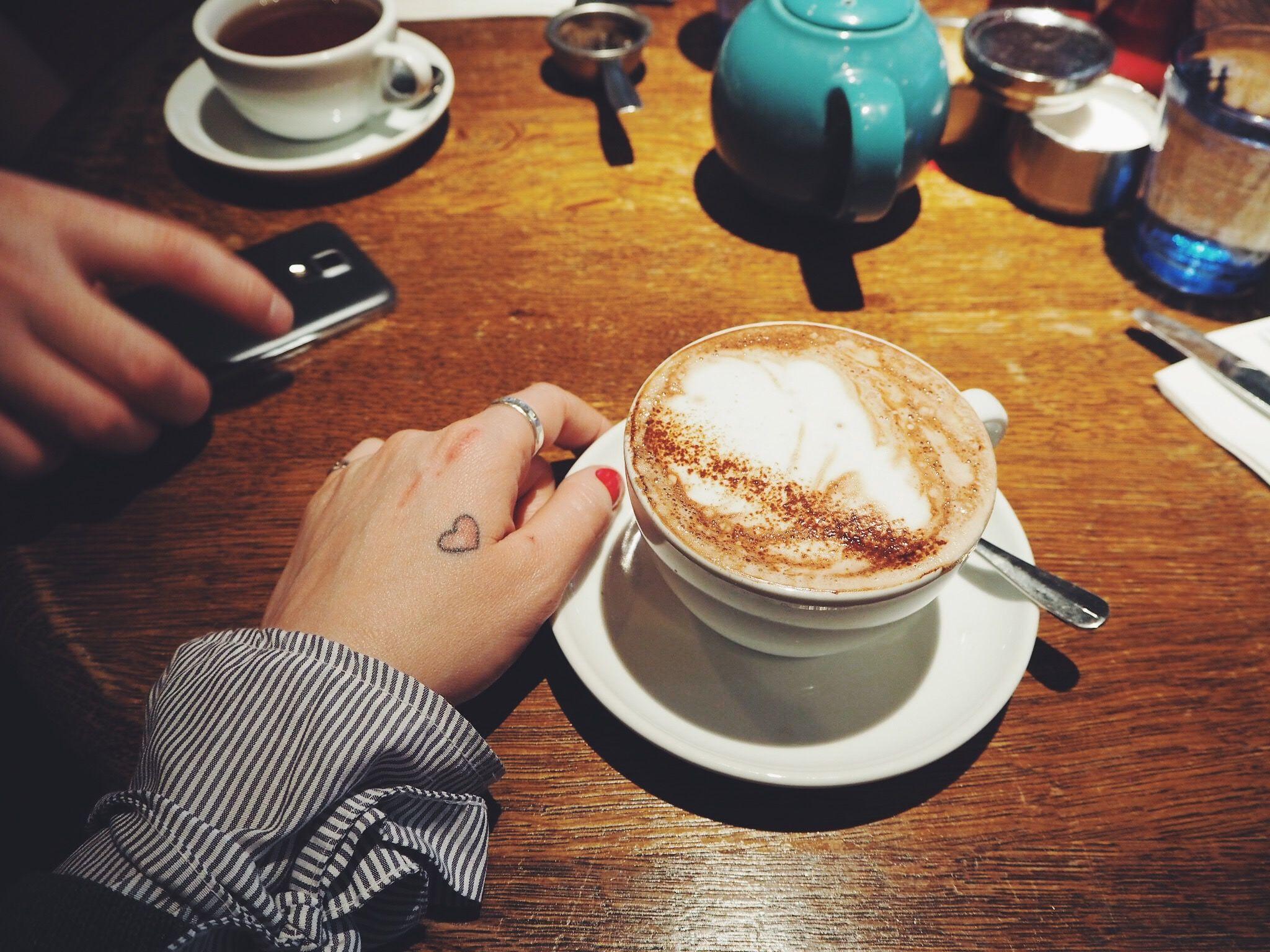 Riding house cafe, London
