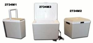 36 Quart Specimen Transport Thermoelectric Cooler 12 V Provides An