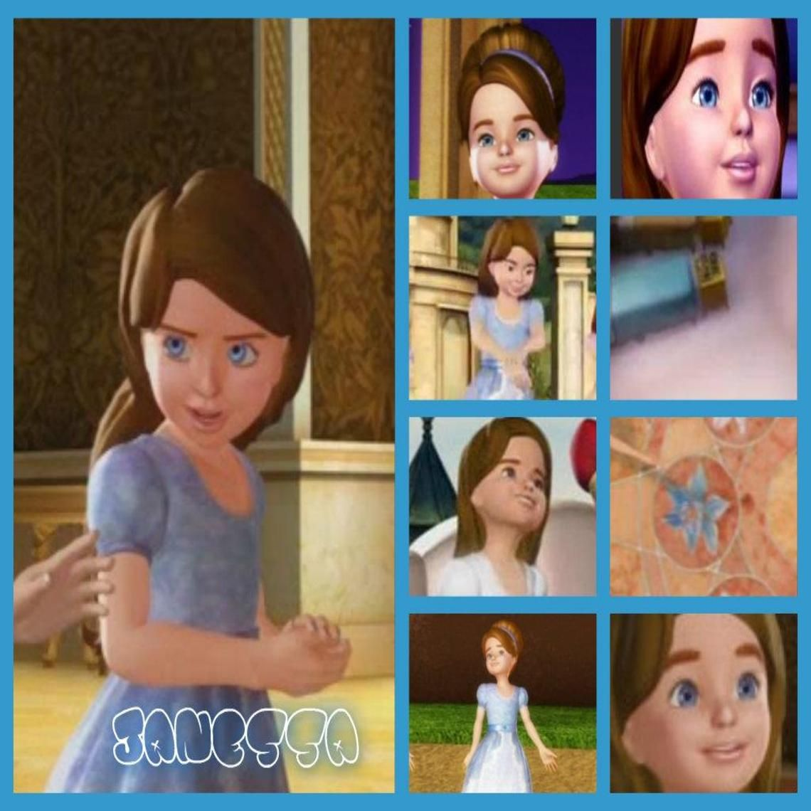 Janessa Barbie In The 12 Dancing Princesses