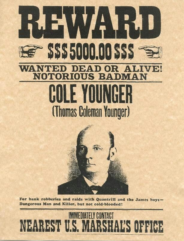 Wanted poster Old West Wanted Handbills Pinterest Civil wars