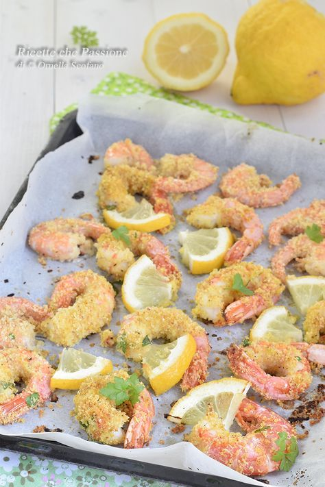 Photo of Quick and tasty baked au gratin prawns – Recipes that Pa …